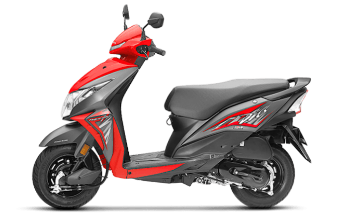 new scooters in india 2019 honda dio 125