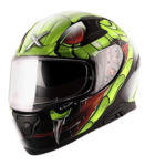 Axor Apex Venomous Black Neon Green Helmet XL Alternative