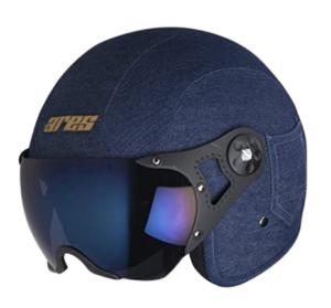 STEELBIRD HELMET ARES A 5 ADMIRAL WITH BLUE VISOR X LARGE 620 MM alternative