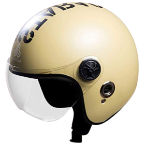 TVS Jupiter light brown Autofy Helmet