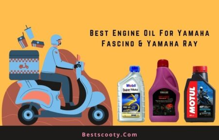 Engine Oil for Yamaha Fascion Yamaha Ray
