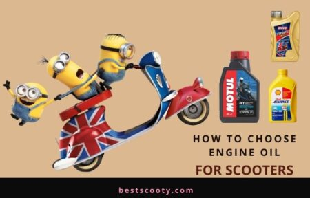 How to Choose Engine Oil for Scooter