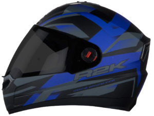 Steelbird SBA 1 R2K Full Face Graphics Helmet