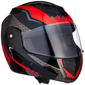 Vega Crux DX Checks Full Face Helmet