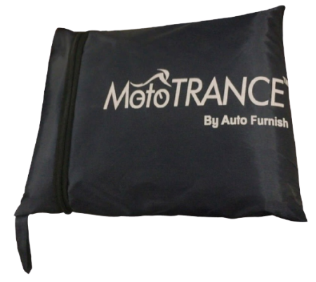 Mototrance MT804193 Two Wheeler Body Cover for Honda Activa 6g Bag